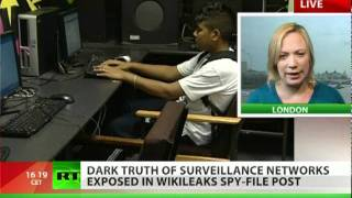 Spy Files_ WikiLeaks exposes dark secrets of surveillance