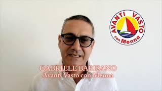 Elezioni 2021, invito al voto di Gabriele Barisano (CONTENUTO PROMOZIONALE)
