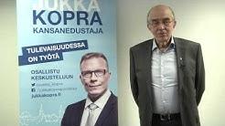 Kari Niiranen äänestää Jukka Kopraa