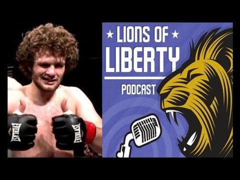 "Mitch ""Twizzler Bones"" Thompson talks MMA and Liberty on Lions of Liberty"