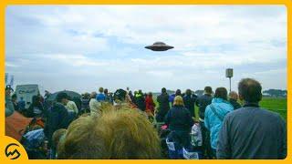 TOP 10 UFO WAARNEMINGEN! 🛸👽