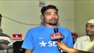Mohammed Siraj Exclusive Interview | IPL | HMTV