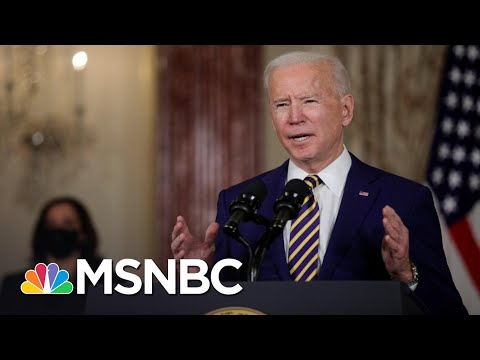 'America Is Back': Biden Ends 'America First' Trump Agenda   The 11th Hour   MSNBC
