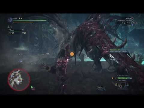 Monster Hunter: World - A Summons From Below Quest : Tempered Vaal Hazak + Odogaron Help/Guide/WT