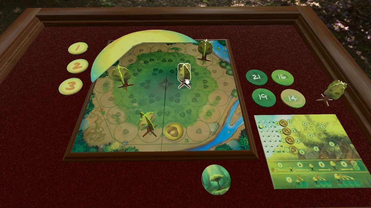 Tabletop Simulator Photosynthesis WIP