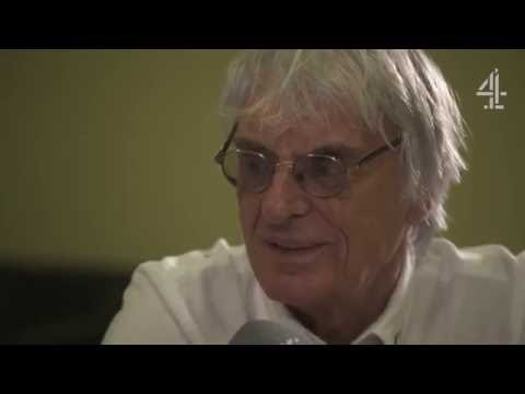 Ben Edwards Talks To Bernie Ecclestone (Channel 4)