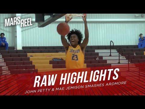 John Petty & Mae Jemison SMASHES Ardmore 88-31 | RAW HIGHLIGHTS