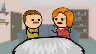 Therapy - Cyanide & Happiness Shorts
