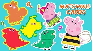 Peppa Pig | Matching Cards - Puzzle Games for Kids | Learn With Peppa Pig thumbnail