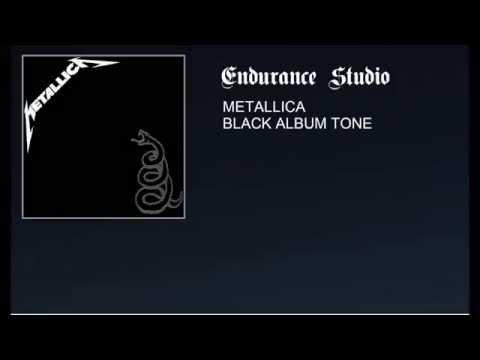 Endurance Studio: Metallica Black Album Tone (Amplitube)