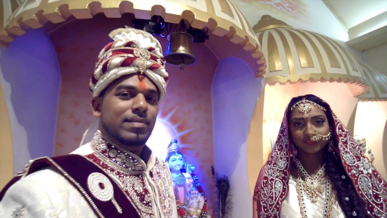 Narvin Nikkeisha Hindu Wedding Trinidad Tobago