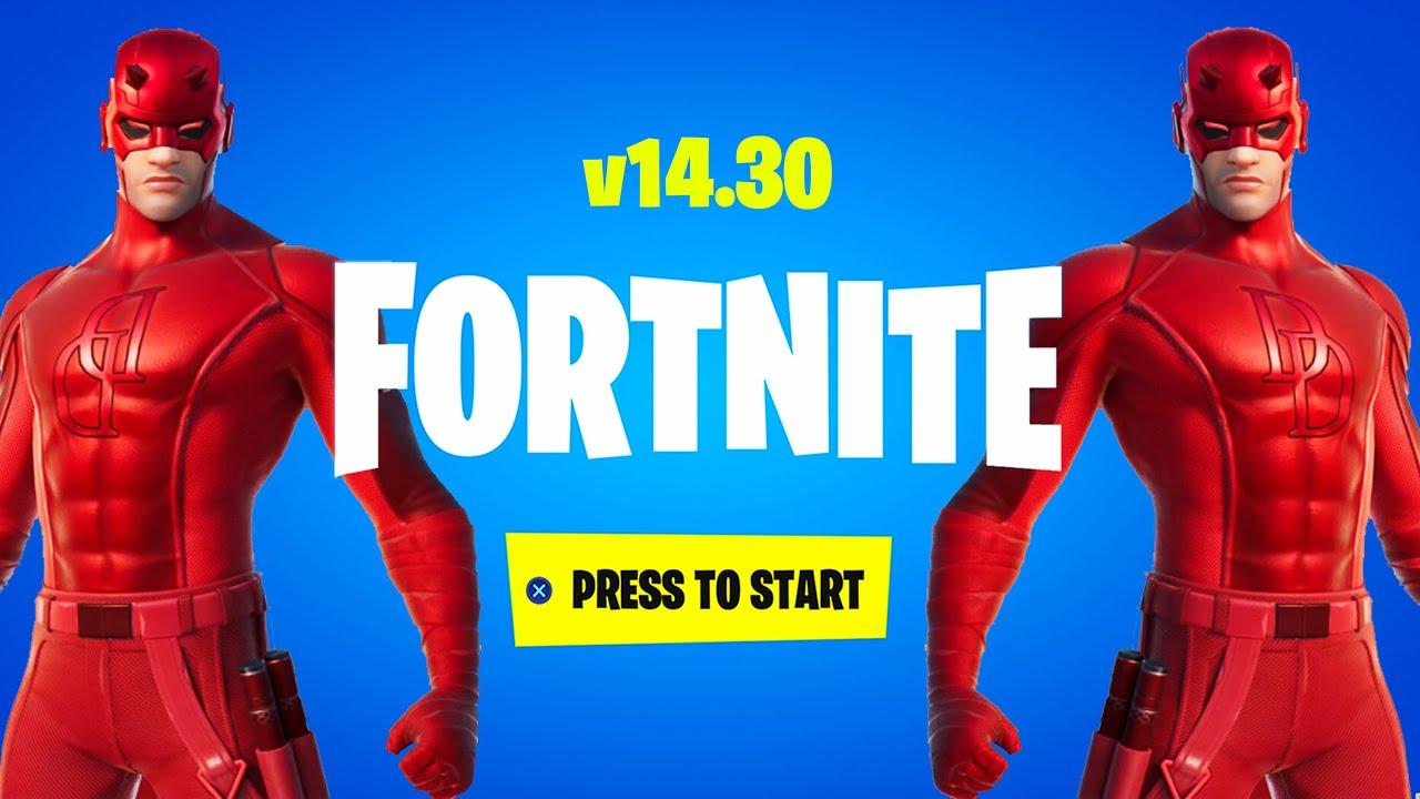Everything *NEW* in the Fortnite Update! (Fortnite Battle Royale v14.30 Update)