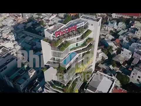 OFFICE FOR RENT - PHI LONG TECHNOLOGY BUILDING - 52 NGUYEN VAN LINH, DA NANG CITY