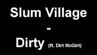 Play Dirty (feat. Dirt McGirt)