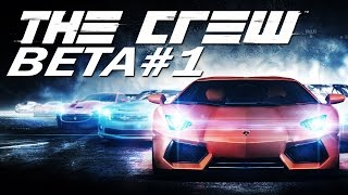 Thumbnail für The Crew - BETA