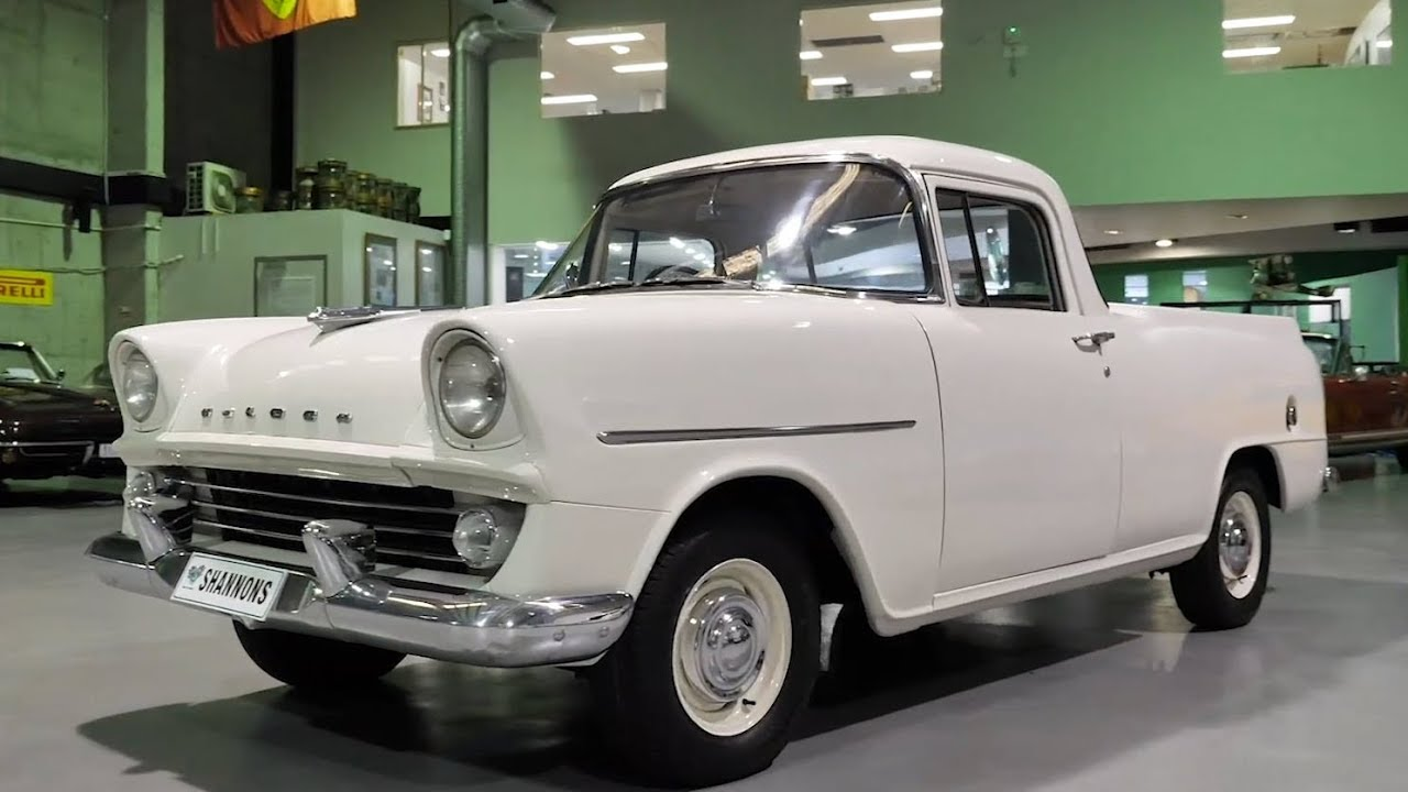 1960 Holden FB Utility -  2020 Shannons Autumn Timed Online Auction