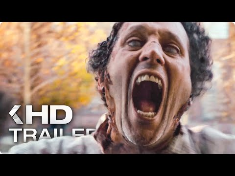THE NIGHT EATS THE WORLD Trailer (2018)