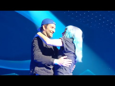 Lady Gaga - Shallow (Live) WITH BRADLEY COOPER - Enigma Vegas Residency