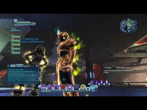 DCUO: Booster Bundle NEW Arua, x2 Ancient coins Weekend