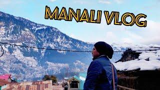 My first travel vlog manali❤