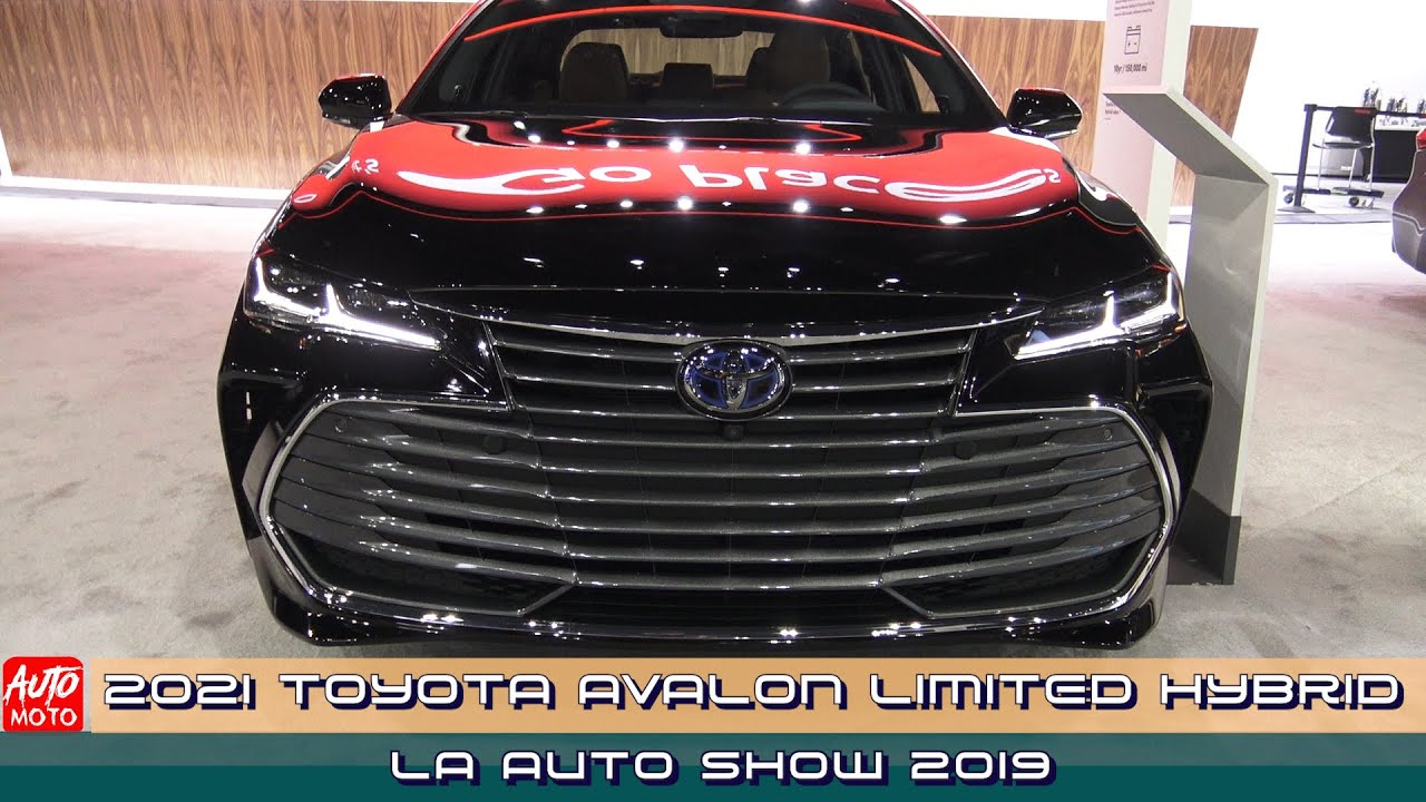 2021 Toyota Avalon Specs