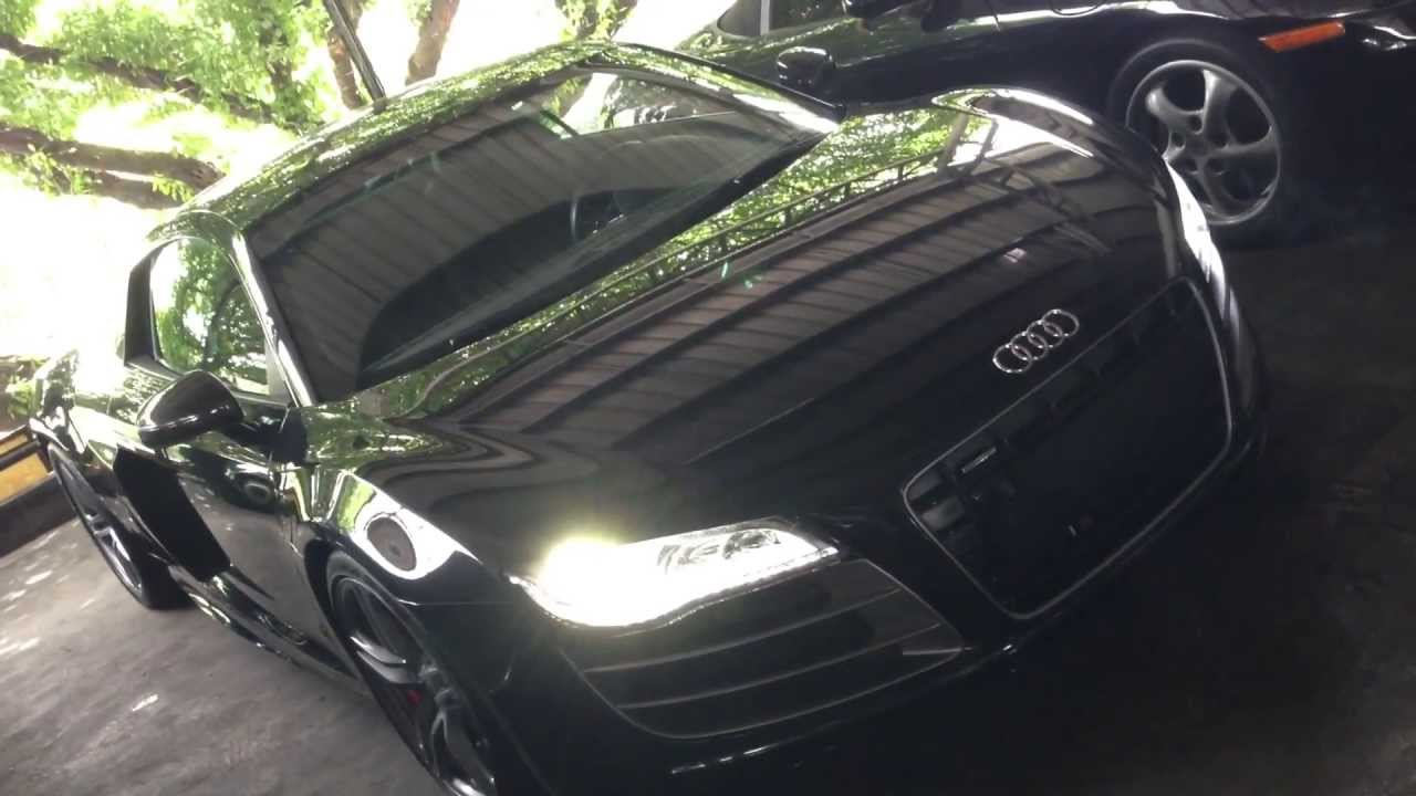 2011 Audi R8 5 2l V10 For Sale Php 10 Million By Manila Luxury Cars