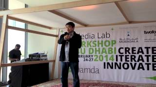 Joi Ito on the democratization of innovation