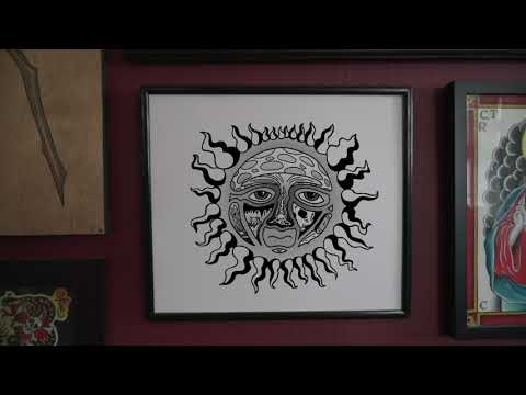 "Gregory Pepper & His Problems - ""Sublime Sun Tattoo"" (Official Video)"