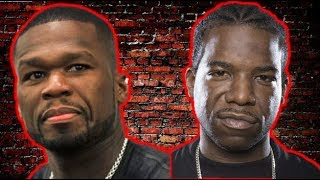 50 CENT REACTS To HELL RELL Getting Ran Down On In Restaurant