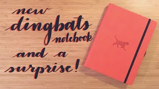 New Dingbats | and a surprise!