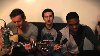 Barry Manilow - Mandy Cover w/David DiMuzio & Bobby Madubike