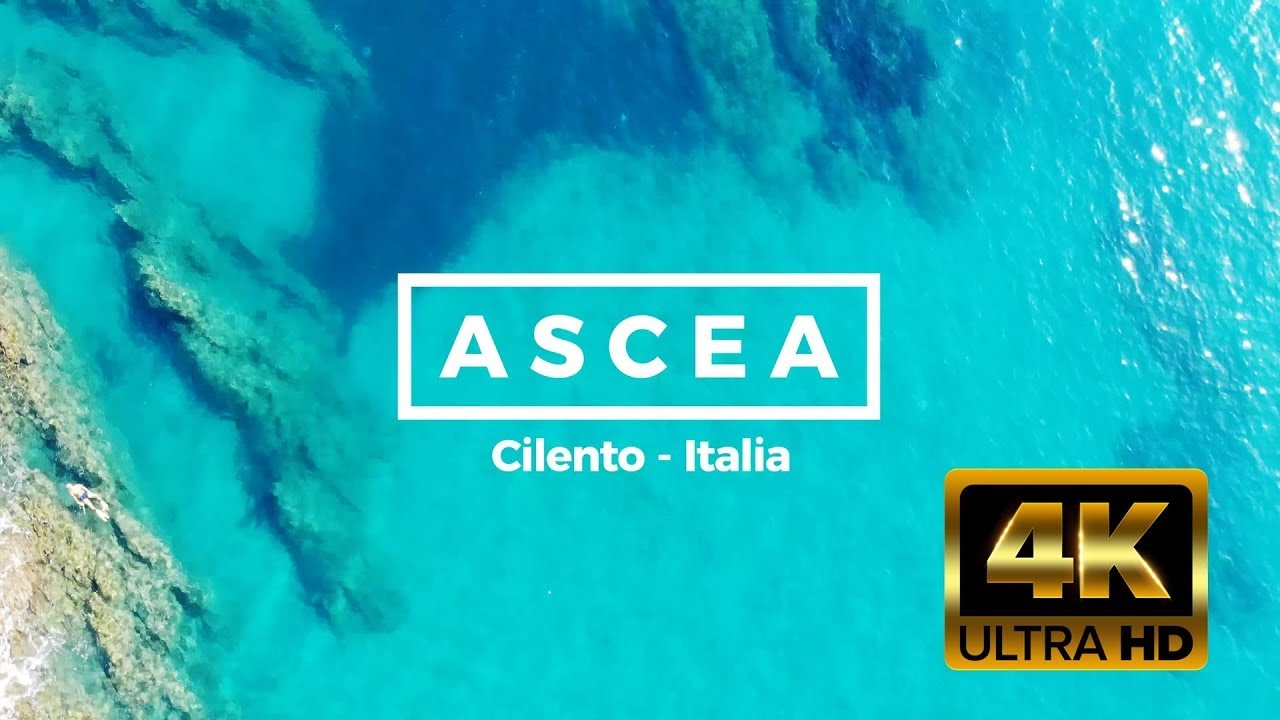 Download Ascea - Cilento - Italy by drone in 4k (Ultra HD)