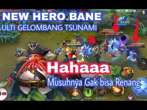 NEW Bane Fighter Punya Jurus Gelombang Tsunami - Gak Bisa Berenang Minggir ! #kazeo69 #5