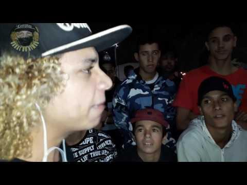 BATALHA DOS CRIAS - MESSIAS (Dimas) X CÉOS (Dudu) - 10/06/2017