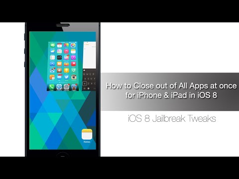 iphone close all apps how to all apps at once on your iphone or in 3407