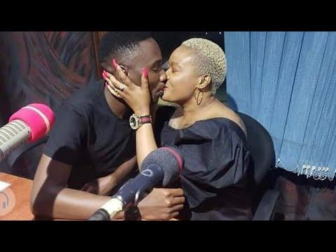 TAMALE MIRUNDI JR ON KISSING DON ZELLA.