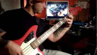 Jamiroquai - Black Devil Car bass cover with tab
