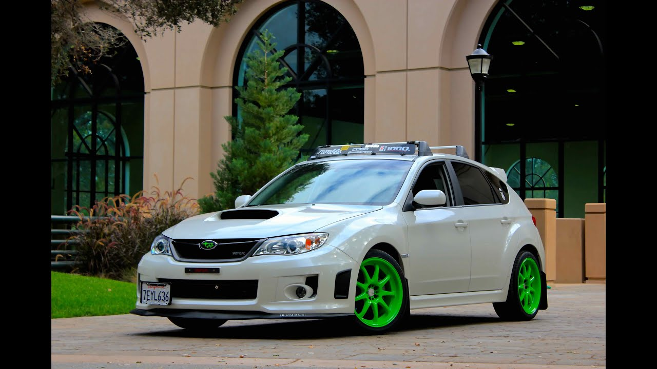 Top 5 first mods subaru wrx hatchback youtube vanachro Gallery