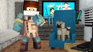 Minecraft: CIRURGIA NO SHAKE - (  Minecraft Meu Quarto )