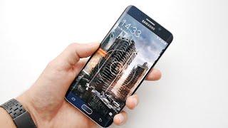 Live Demo Unit на примере Samsung Galaxy S6 edge+