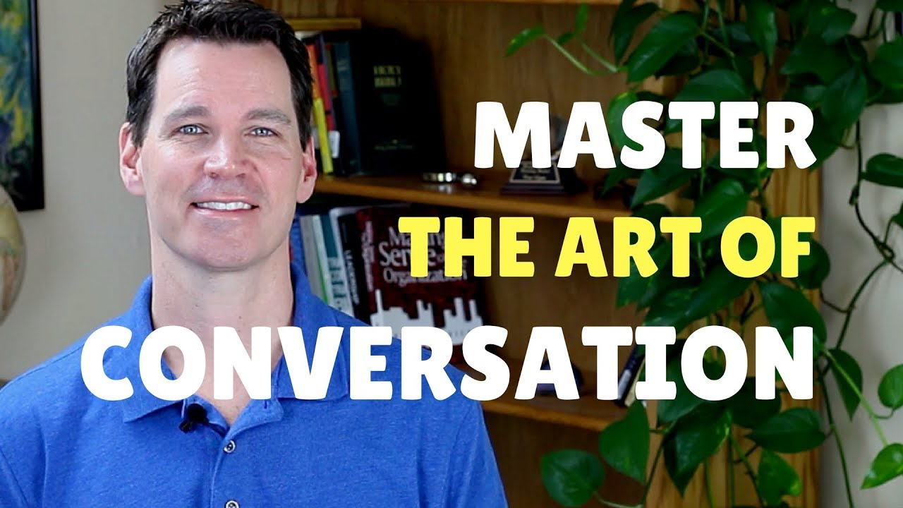 How to be a master conversationalist