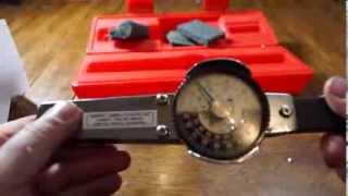 Dial Torque Wrench Unboxing