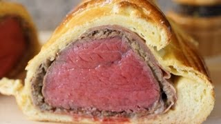 Beef Wellington - Bruno Albouze - THE REAL DEAL