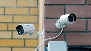 Видеонаблюдение своими руками часть 2: сравнение ip камер 1 мп и 3 мп(Сравнение изображения с двух ip камер -Escam Brick QD300 и HikVision DS-2CD2032-I покупал здесь http://ali.pub/tnsb5 Escam QD300 ..., 2015-08-26T19:44:53.000Z)