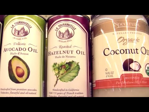 Coconut Oil for Cooking vs Olive Oil vs Canola Oil