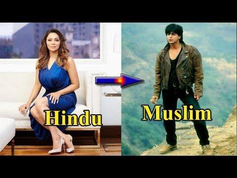 Muslim Actors and Hindu Wives in Bollywood