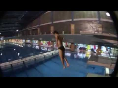 TSPDC 臺北市松山運動中心跳水課程 Song Shan Sports Center Diving Santa