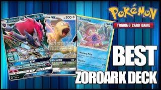 Zoroark GX / Persian GX / Slowking - IS IT THE BEST DECK!? (Pokemon TCG)
