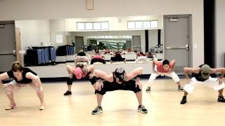 We Can't Stop - Boyce Avenue feat Bea Miller stretch for Dance Fitness class