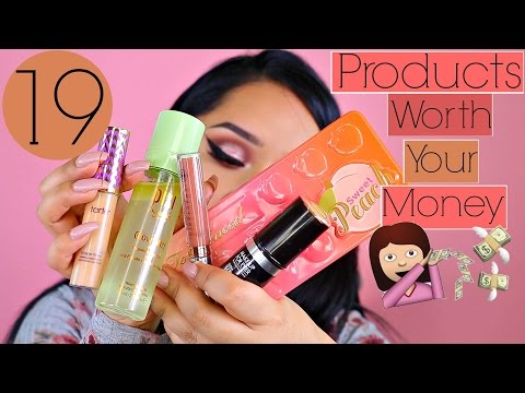 Beauty Products Worth Your Money